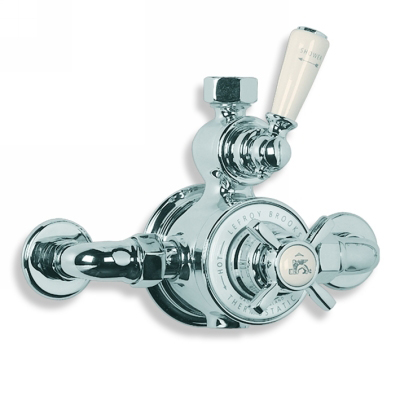 Lefroy Brooks Gd8700 Exposed Dual Control Godolphin Thermostatic Mixing Valve