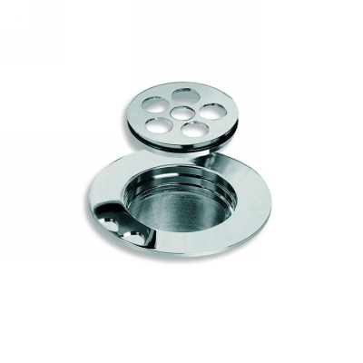 Lefroy Brooks Lb1381 Easy Clean Shower Drain With Removable Top