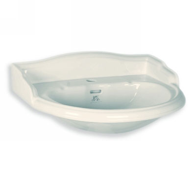 Lefroy Brooks Lb7503 Lissa Doon Three Hole Basin 24 4 62cm