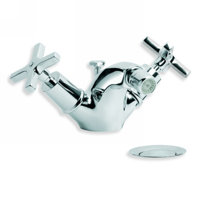 Lefroy Brooks Mh1195 Mackintosh Bidet Monobloc With Pop Up Drain