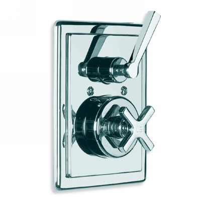 Lefroy Brooks Mk8706 Concealed Mackintosh Thermostatic Mixing Valve