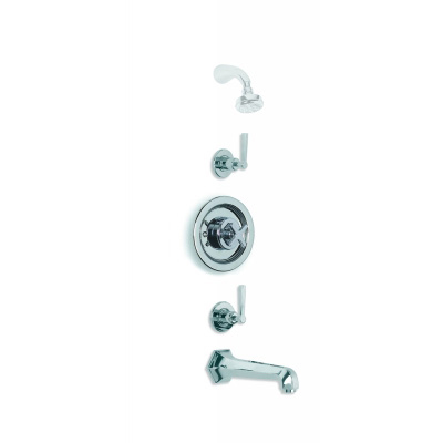 Lefroy Brooks Mk8810 Mackintosh Thermostatic Bath And Shower Mixing Valve